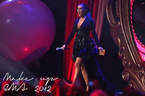 Beauty: Il make up degli EMA 2012!