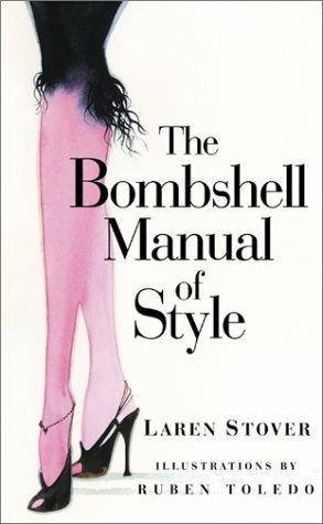 the bombshell manual of style, la guida allo stile della bomba sexy, Lauren Stover,