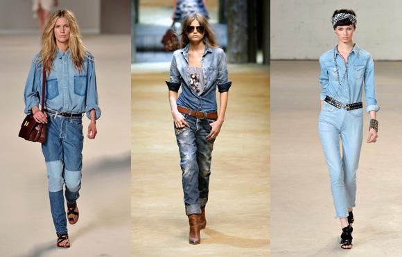 denim, outfit denim, shoes denim, chloè, D&G, outfit, miss pandamonium, fashion blogger