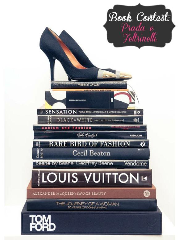Prada e Feltrinelli: il concorso letterario più glamour dell' anno.