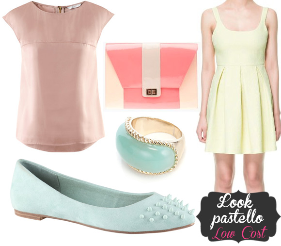 look pastello low cost