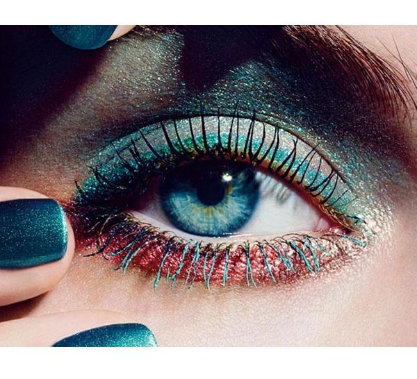 Beauty tips: mascara colorato fai da te