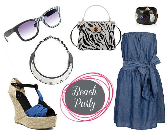 beach party, outfit, furla, ashley pittman, castaner, school rag, candy bag, italia independent, fashion blog, miss pandamonium