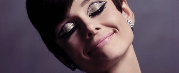 eyeliner, audrey hepburn, eyeliner nero, twiggy makeup
