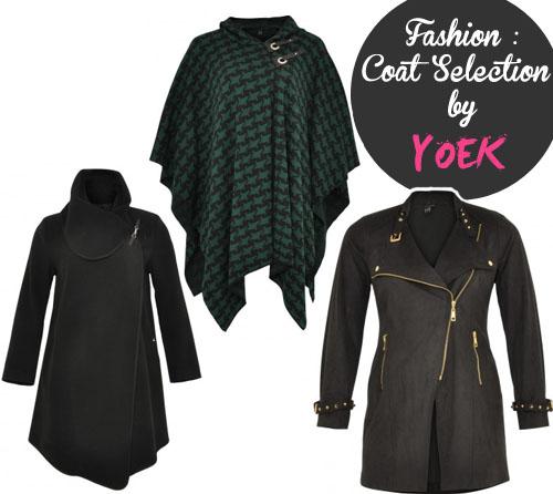 Fashion: Winter coats selection by Yoek – Miss Pandamonium