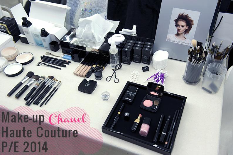 Make-up Chanel Haute Couture P/E 2014
