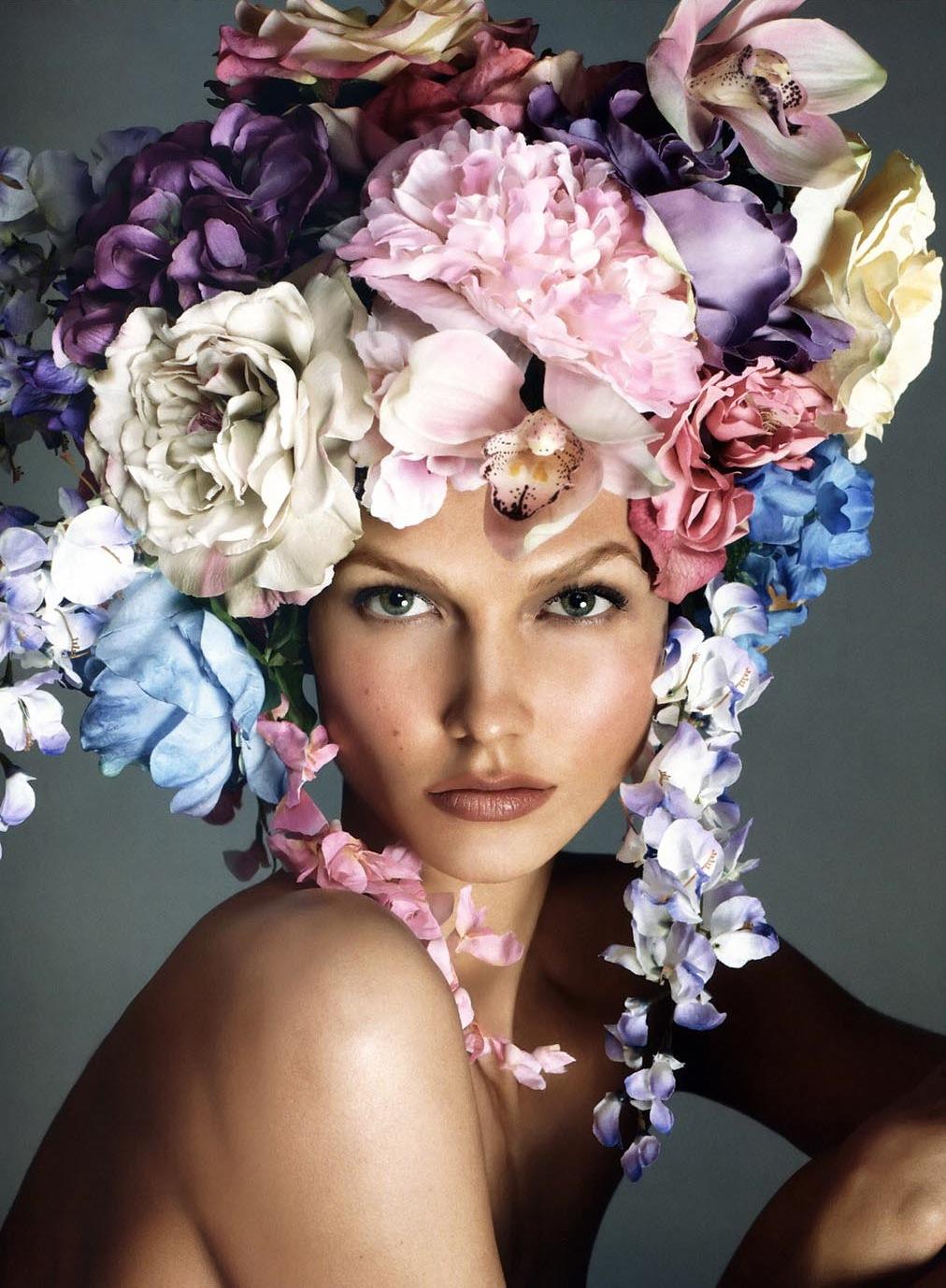 fiori, capelli, città dei fiori,