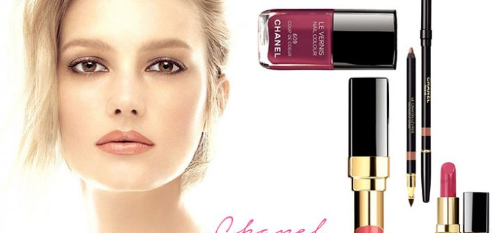 chanel, le rouge 2014, variation collection, collection variation