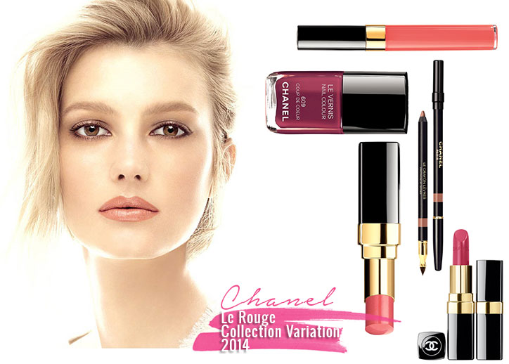 Beauty: Chanel, Le Rouge Collection Variation 2014