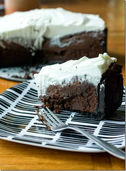 Food: Ricetta mississipi mud cake, l'apoteosi del cioccolato