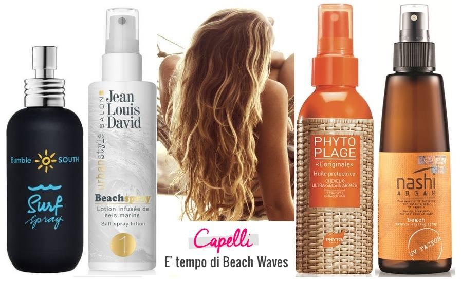 prodotti per capelli ondulati