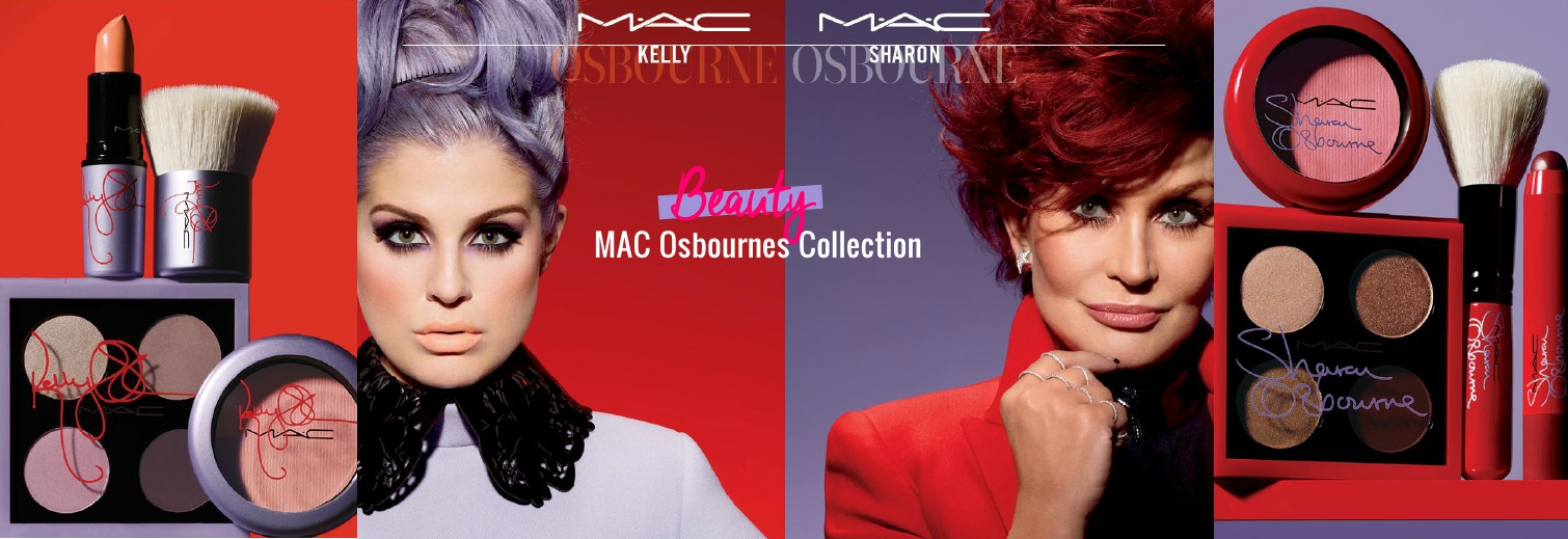 Beauty: MAC Osbournes Collection