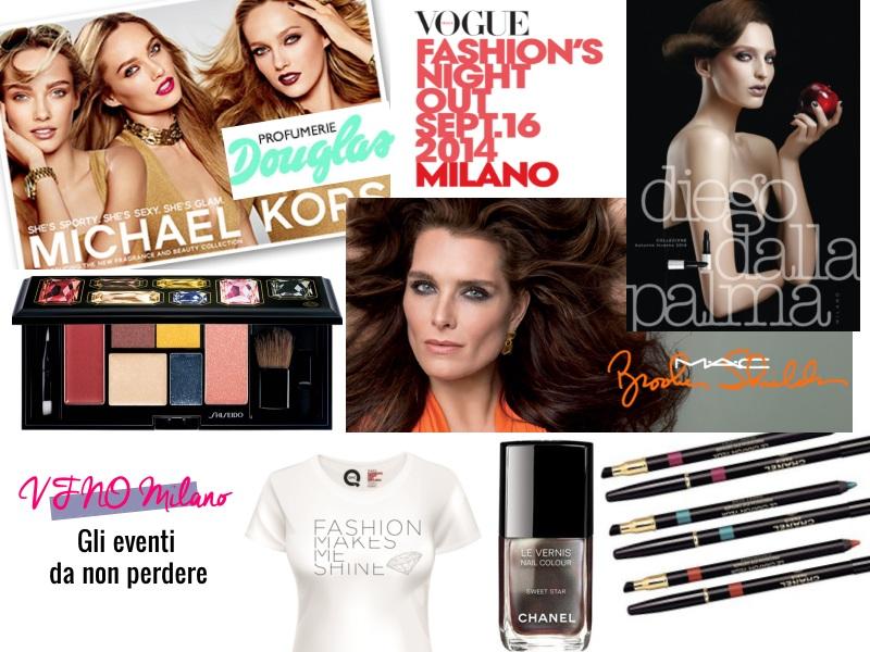 Beauty: VFNO 2014 Milano – Gli eventi da non perdere