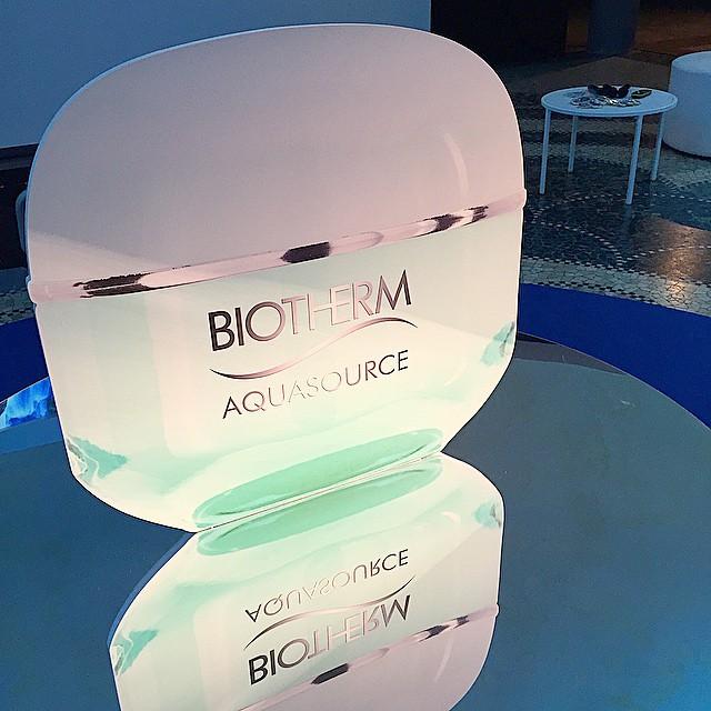 Cosa ha in serbo per noi biotherm? Lo scopriamo stasera. #facetheday