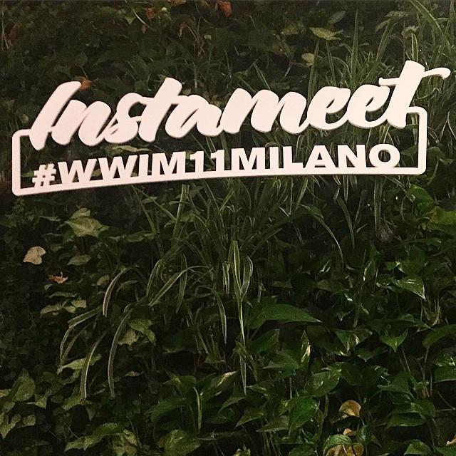 Esserci al momento giusto. #WWIM11MILANO #wwim11