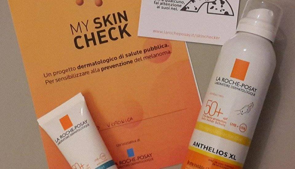 skin checker, la roche posay