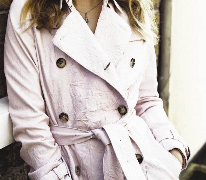 trench, economico, bicolor, moda, fashion
