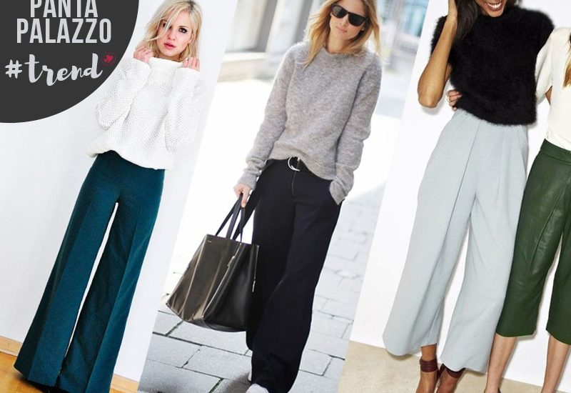 pantapalazzo, trend, outfit