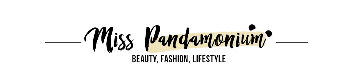Misspandamonium - Beauty, Fashion  &  Lifestyle