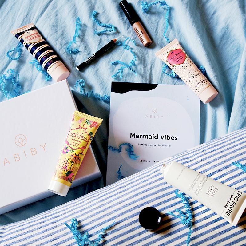 Abiby Beauty Box Marmaid Vibes